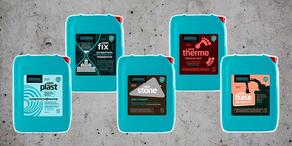 Зачем нужны добавки для бетона