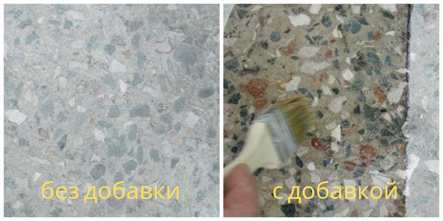 Пропиточные средства – это химические вещества, которые позволяют защитить бетон уже в готовом виде.