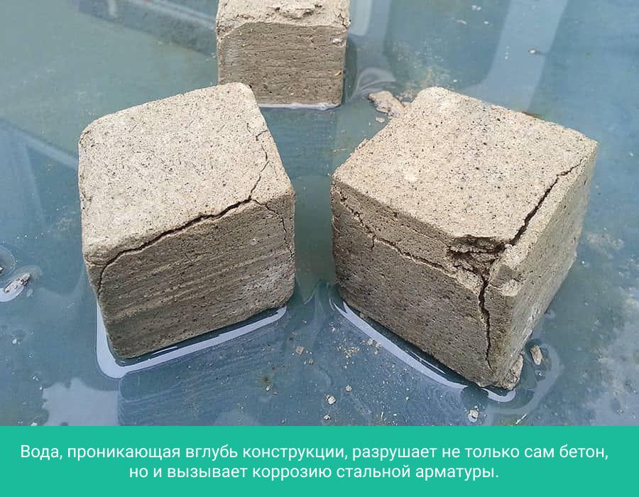 Температурная стойкость бетона керамзитобетон теплопроводность плотность