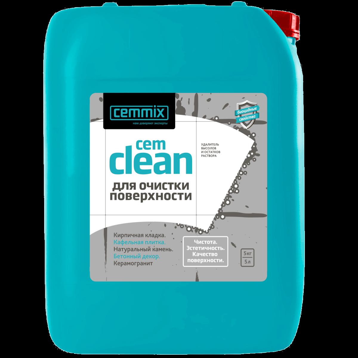 очищающее средство CemClean
